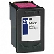 Black Reman Cartridge - C9351AN (HP 21) (190 page yield)