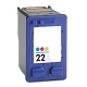 Color Reman Cartridge - C9352AN (HP 22) (165 page yield)