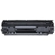 Black Compatible Toner - Canon 125 / CRG-125 / 3484B001AA (1600 page yield)