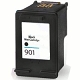 Black Reman Cartridge - CC653AN (HP 901) (200 page yield)