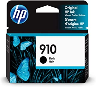 **OUT OF STOCK** Black HP 910 OEM Inkjet Cartridge (300 page yield) - 3YL61AN