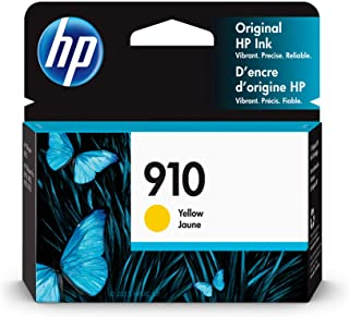 **OUT OF STOCK** Yellow HP 910 OEM Inkjet Cartridge (330 page yield) - 3YL60AN