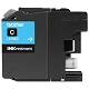 Cyan Compatible Cartridge - LC10EC (XXL Series) (Super High page yield)