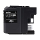 Black Compatible Cartridge - LC201BK (260 page yield)
