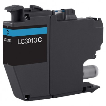 Cyan Compatible Inkjet Cartridge - LC3013C (400 page yield)
