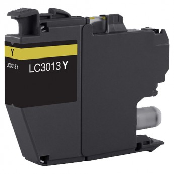 Yellow Compatible Inkjet Cartridge - LC3013Y (400 page yield)