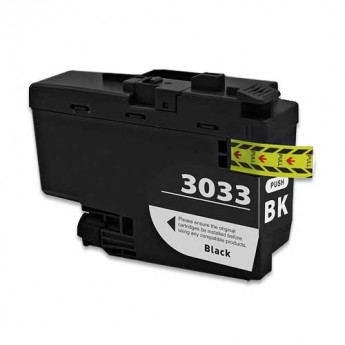 Black Inkjet Cartridge (3,000 page yield) - LC-3033 Black