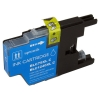 Cyan Compatible Cartridge - LC75C (XL Series) (600 page yield)
