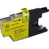 Yellow Compatible Cartridge - LC75Y (XL Series) (600 page yield)