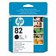 Black OEM Cartridge - CH565A (HP 82)