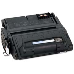Black Compatible Toner - Q5942X (20000 page yield)
