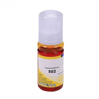 Yellow Compatible Ink Bottle - 502 Yellow