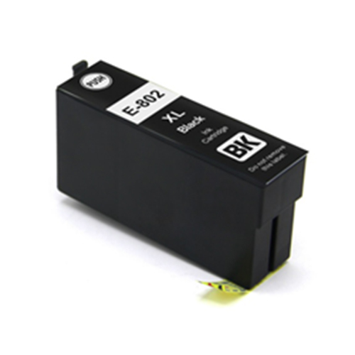 Black Inkjet Cartridge - 802xl Black