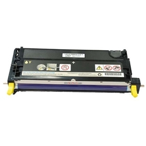 Yellow Compatible Toner  - 113R00725 (6000 page yield)
