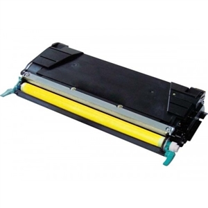 Yellow Compatible Toner - C5242YH (5000 page yield)