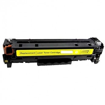 Yellow Reman Toner - CF502X (HP 202X) (2500 page yield)