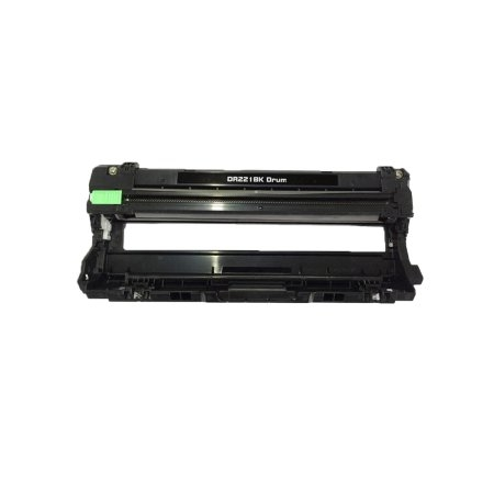 Black Reman Laser Toner Drum (Drum Only) - DR-221BK