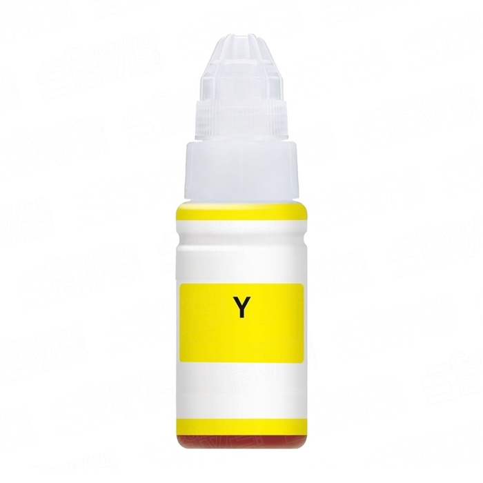 Yellow Compatible Ink Bottle - GI-290Y (7000 page yield)