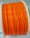 Transparent color Orange PLA 3D Filament (1.75MM)(1 kg/roll)