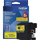 Yellow OEM Cartridge - LC105Y (XXL) (1200 page yield)