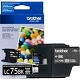 Black OEM Cartridge - LC75BK (XL Series) (600 page yield)