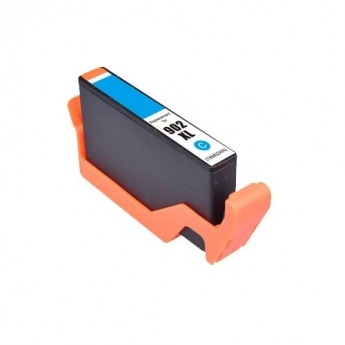 Cyan Reman Cartridge (High Capacity) - T6M02AN / T6L86AN (HP 902XL) (825 page yield)