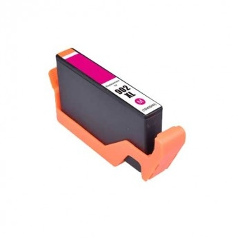 Magenta Reman Cartridge (High Capacity) - T6M06AN / T6L90AN (HP 902XL) (825 page yield)