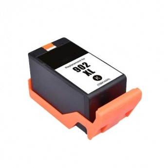Black Reman Cartridge (High Capacity) - T6M14AN / T6L98AN (HP 902XL) (825 page yield)