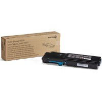 Cyan Reman Toner Cartridge - 106R02225 (6,000 page yield)
