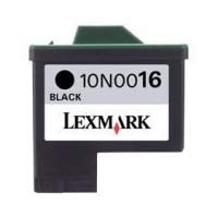 Black Reman Cartridge - 10N0016 (#16)