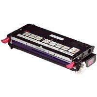 Magenta Reman Laser Toner - 330-1195 and 330-1200 (high capacity)