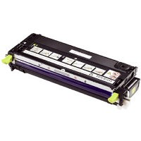 Yellow Reman Laser Toner - 330-1196 and 330-1204 (high capacity)