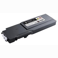 Black Reman Toner Cartridge - 331-8429 (11,000 page yield)