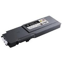 Yellow Reman Toner Cartridge - 331-8430 (9,000 page yield)
