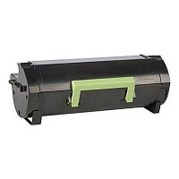 Black Compatible Toner - 50F1H00 (501H) (5000 page yield)