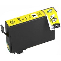 Yellow Compatible Inkjet Cartridge - 702XL Yellow