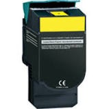 Yellow Compatible Toner - C544X2YG
