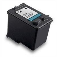 Black Reman Cartridge - C6656AN (HP 56) (450 page yield)
