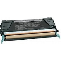 Black Reman Toner - C734A1KG (8000 page yield)
