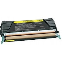 Yellow Reman Toner - C734A1YG (6000 page yield)