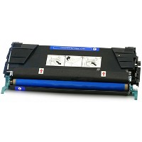 Cyan Reman Toner - (High page yield) C736H1CG (10000 page yield)