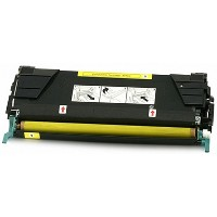 Yellow Reman Toner - (High page yield) C736H1YG (10000 page yield)