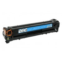 Cyan Compatible Toner - CB541A (HP 125A) (1,500 page yield)