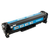 Cyan Compatible Toner - CC531A (HP 304A) (2800 page yield)