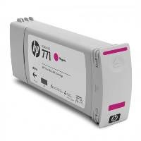 Magenta Reman Cartridge - CE039A (HP 771)
