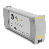 Yellow Reman Cartridge - CE040A (HP 771)