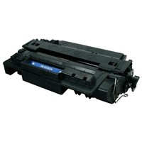 Black Compatible Toner - CE255A (HP 55A) (6,000 page yield)