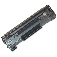 Black Reman Toner - CE285A (HP 85A) (1600 page yield)