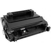 Black Compatible Toner - CF281A (HP 81A) (10500 page yield)