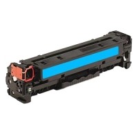 Cyan Compatible Toner - CF381A (HP 312A) (2400 page yield)